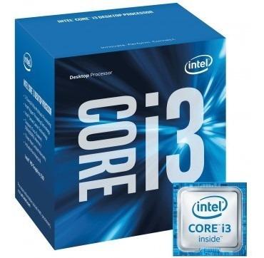 Processador Intel Core I3 - 6100 Box 1151 / 3.7ghz / 3mb