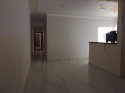 Casa Residencial À Venda, Parque Nova Carioba, Americana. - Ca4339