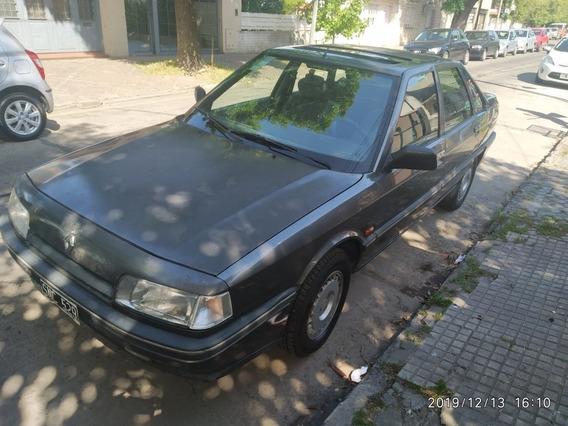 Renault 21 Txe 93 Ful Full Lev Cristale A/a Tech 1er Dueño