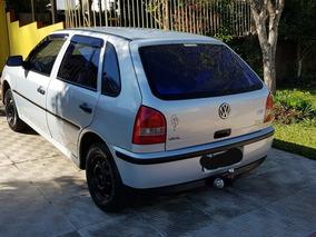 Volkswagen Gol 1.0 5p Gasolina 2000