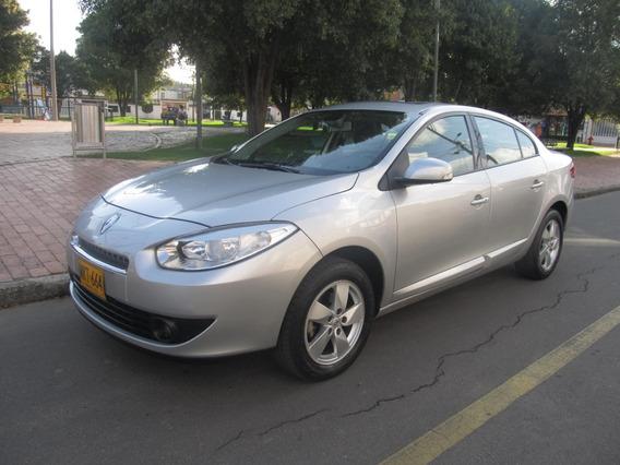 Renault Fluence 2012 Segundo Dueño