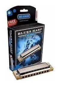 Armonica Hohner Blues Harp C