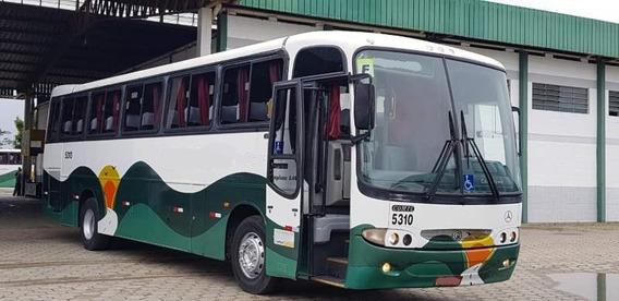 Ônibus Comil 3.45 Mercedes Único Dono Fretamentos Revisados