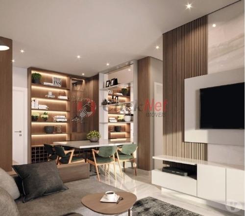 Excelente Apartamento À Venda No Bairro Vila Bastos Em Santo André Com 3 Suítes - 7190