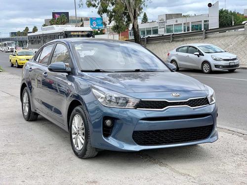 Imagen 1 de 15 de Kia Rio 2020 1.6 Lx Sedan At