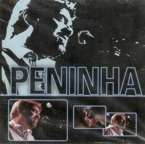 Cd Peninha - Ensaio - Novo Lacrado***
