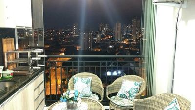 Maravilhoso Apartamento Alto Padrão - Jd. Anália Franco
