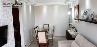 Apartamento Com 2 Dormitórios À Venda, 60 M² Por R$ 350.000 - Casa Verde Alta - São Paulo/sp - Ap3624