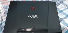 Notebook Avell G1555 I7 Geforce 1060
