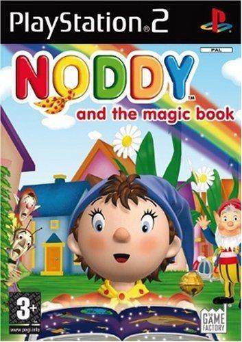 Noddy And The Magic Book - Playstation 2