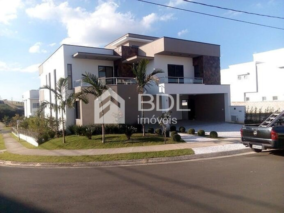 Casa À Venda Em Loteamento Parque Dos Alecrins - Ca001839