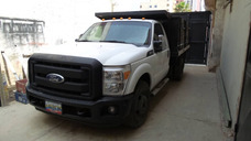 Ford F-350 Superduty 350 4x2 75.000 Km Plataforma Aa 2do Due