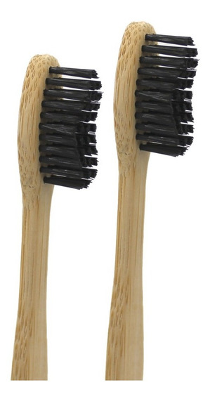 Cepillo Dientes Bambú Biodegradable Ecológico Cerdas Medias