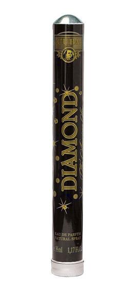 Perfume Cuba Diamond Edp Masculino 35ml Original