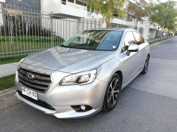 Subaru Legacy 2015 Limited Full Extraordinario Recibo