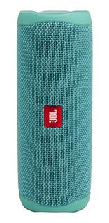 Parlante JBL Flip 5 portátil inalámbrico Teal