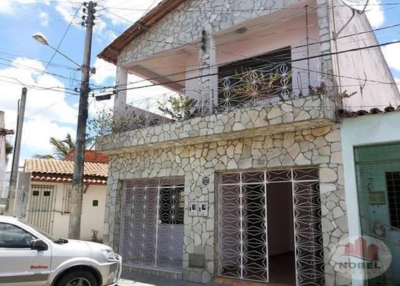 Casa Com 06 Dormitório(s) Localizado(a) No Bairro Serraria Brasil Em Feira De Santana / Feira De Santana - 2309
