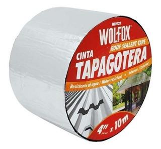 Cinta Tapagotera 4 X 10 M Wf0728 Wolfox