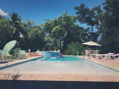 Hermosa Hacienda Amueblada Cerca De Higuey 22681mts2