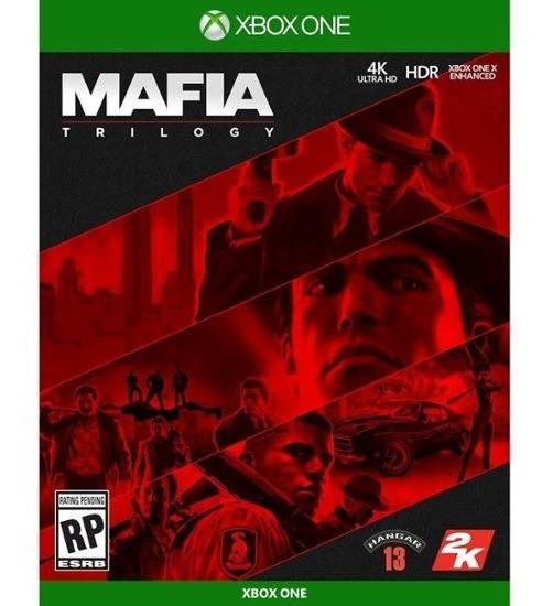 Mafia: Trilogy - Xbox One - Mídia Digital Original