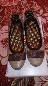Zapatos Flexi Para Dama Cómo Nuevos Café Claro. Baratos