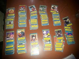 Cartas Dragon Ball Z Leer Descripción