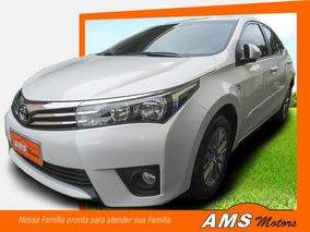 Toyota Corolla Xei 2.0 16v Flex Aut. 2016