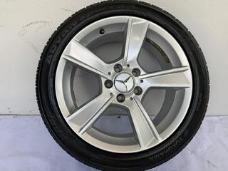 Rin 17 Con Llanta Para Mercedes Benz Original Progresivo