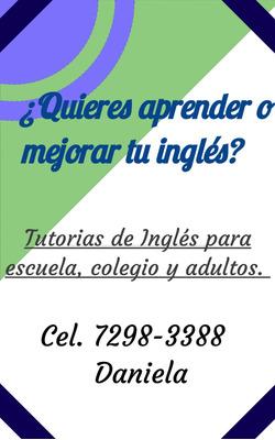 Clases Particulares De Inglés A Domicilio O Por Skype