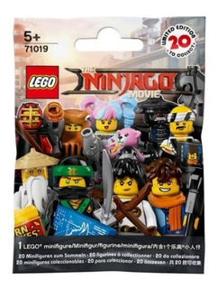 Lego Ninjago 71019 Minifiguras