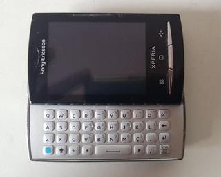 Sony Xperia X10 Mini Pro Sucata Para Retirar Peças Ref: X58