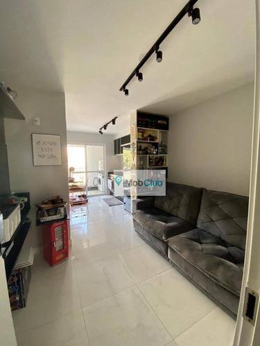 Apartamento Com 1 Dormitório À Venda, 35 M² Por R$ 320.000,00 - Vila Monumento - São Paulo/sp - Ap0148