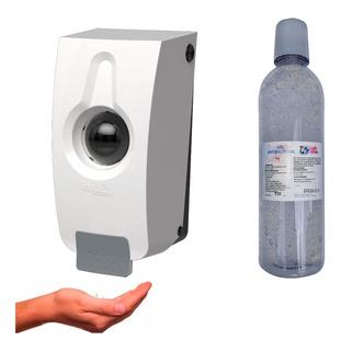 Gel Antibacterial 500 Ml 70% Alcohol, - L - L a $22