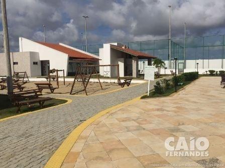 Terreno Em Condomínio Fechado Em Nova Parnamirim - Tev 27693