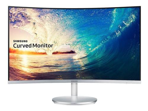 Monitor Samsung 27 Pulgadas Curvo Led F591 1080p Hdmi Pce
