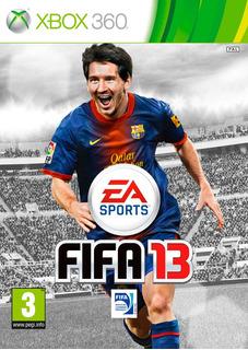 Juego Xbox 360 Fifa 2013 Xbox360 - Envío Gratis En P. Madero