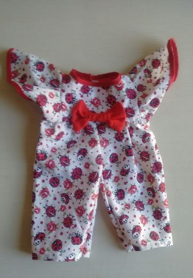 Macaquinho Baby Alive Joaninha