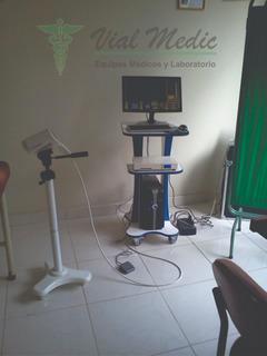 Video Colposcopio Leo Medical