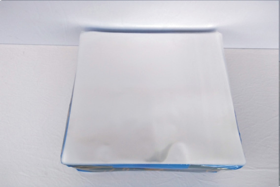 100 Plásticos P/ Lps 50 Externos+50 Internos