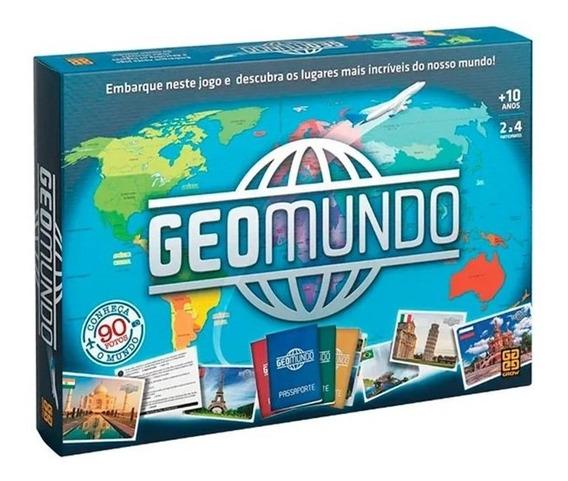 Jogo Geomundo Grow 3446