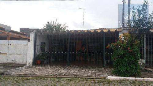 Casa Residencial À Venda, Vila Mazza, Suzano. - Ca0104