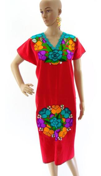 Vestido Batas Artesanales 6 Pzs
