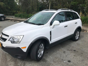 Chevrolet Captiva 2.4 Full Equipo