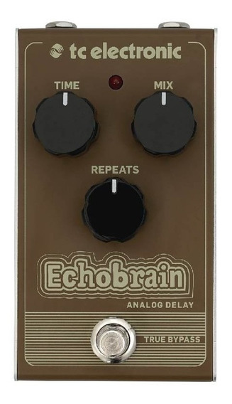 Pedal Tc Electronics Echobrain Analog Delay