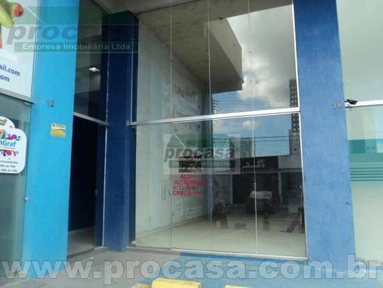 Loja Comercial Para Locação, Parque 10 De Novembro, Manaus - . - Lo0061