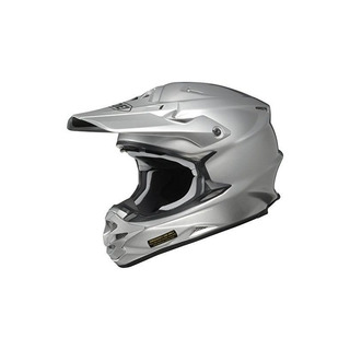 Shoei Metallic Vfx-w Mx / Off-road / Dirt Bike Casco De Moto