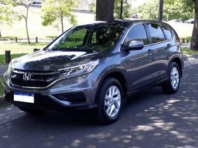 Honda Cr-v Lx 4x2 Automatica Excelente Estado 45 Mil Kms