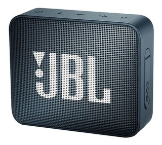 Parlante JBL GO 2 portátil inalámbrico Slate navy