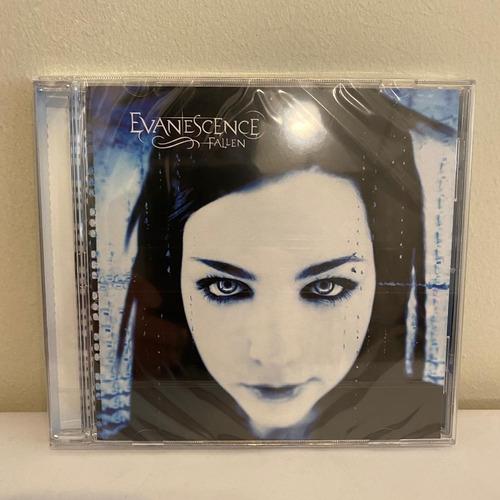 Evanescence  Fallen Cd Nuevo Musicovinyl