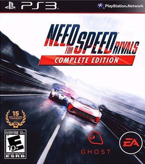 Need For Speed Rivals Edición Completa ~ Ps3 Digital Español